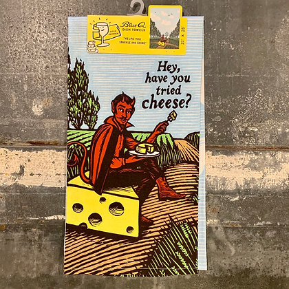 Hey, Have You Tried Cheese?