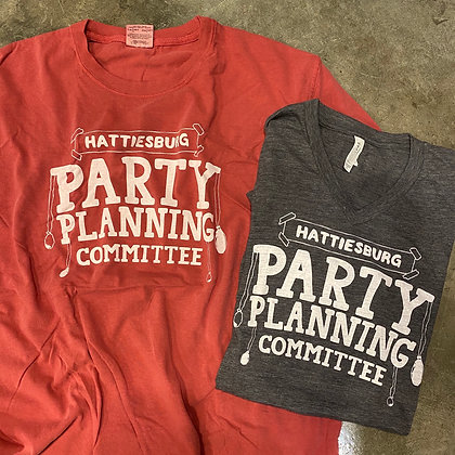 Hattiesburg Party Planning Committee