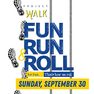 Project Walk Fun Run & Roll