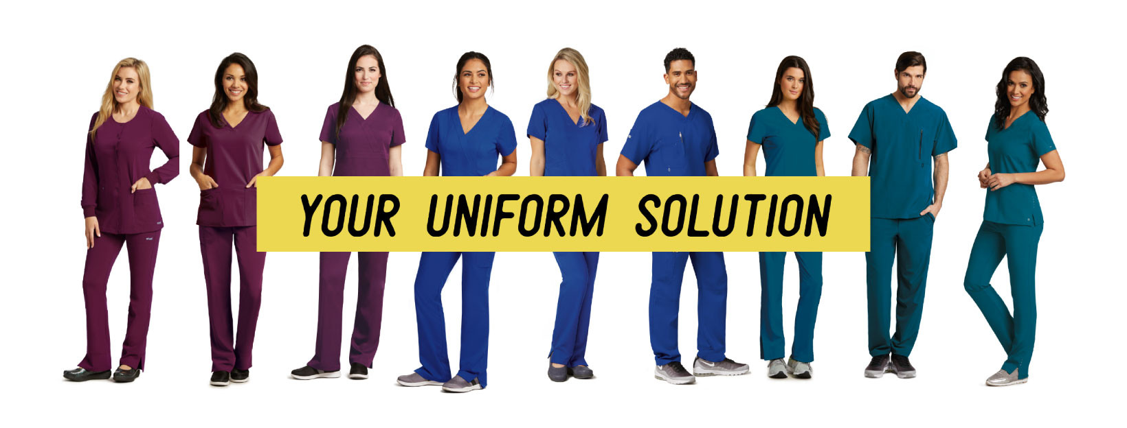 Sunshine Medical Uniforms Embroidery | San Antonio Texas