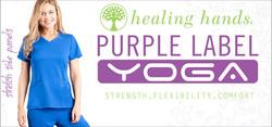 Purple Label by Healing Hands