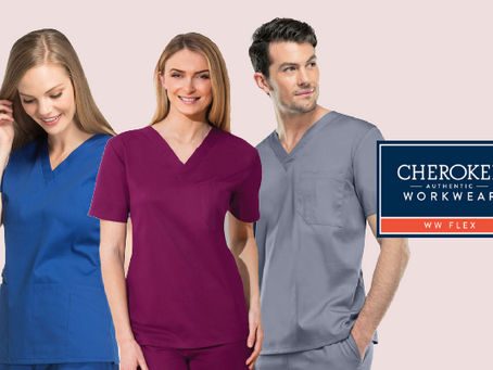 Buy One Cherokee Uniforms WW FLEX, Get One Free!