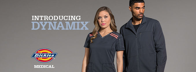 Dickies Dynamix now at Sunshine Uniforms