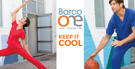 Keep Cool with Barco One!