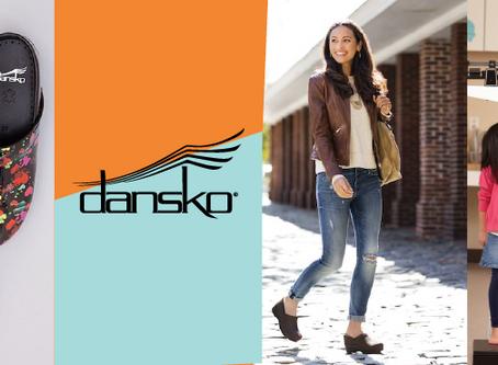 Dankso Shoes now at Sunshine Uniforms!