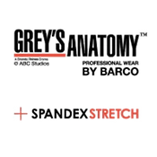 Grey's Anatomy Spandex Stretch