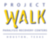Project Walk Houston Logo