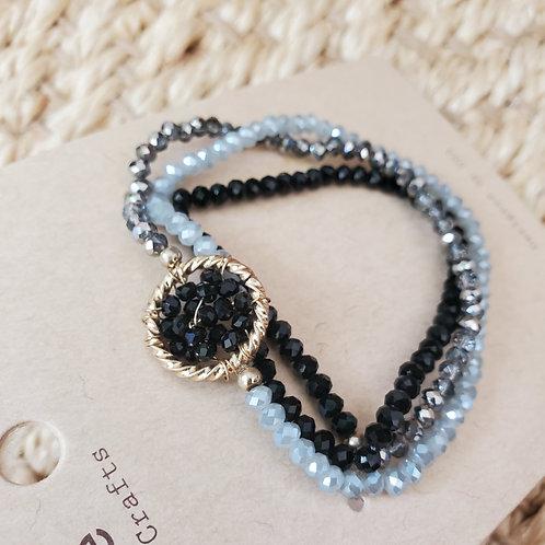 Layered Shade Bracelet