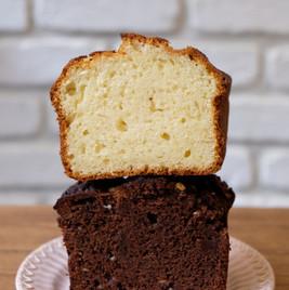 Cake choco & amande