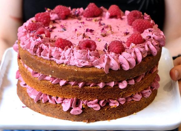 LAYER CAKE FRUITS ROUGES