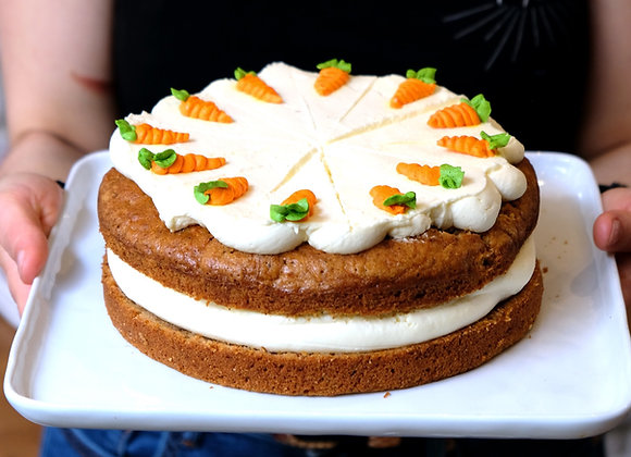 CARROT CAKE ENTIER