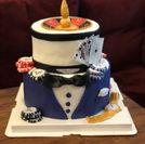 Pâtisserie cake design