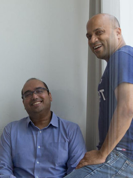 Meghna, Raajiv & Gerald
