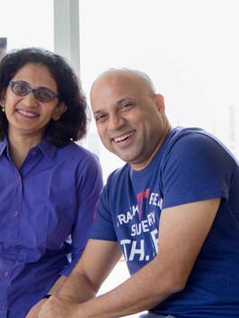 Meghna & Gerald