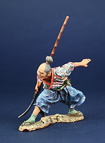 Samurai with naginata 5.JPG