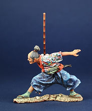 Samurai with naginata 2.JPG