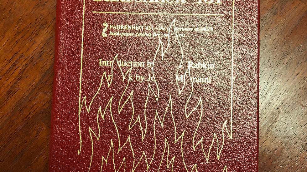 Fahrenheit 451 Easton Press