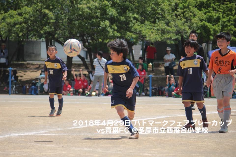 180429 ハトマーク初戦青葉FC