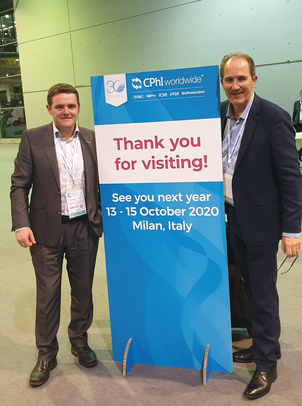 CPHI - A global meeting in Europe
