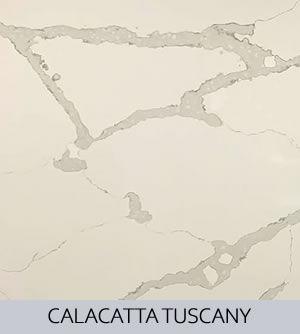 Aggranite Quartz - Calacatta Tuscany Qua