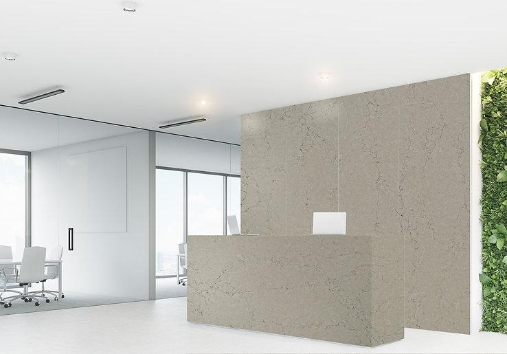 Aggranite Quartz - Dust Bowl Quartz room
