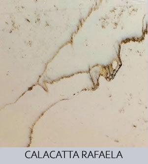 Aggranite Quartz - Calacatta Rafaela Qua