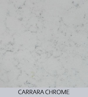 Aggranite Quartz - Carrara Chrome Quartz