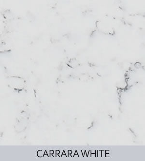 Aggranite Quartz - Carrara White Quartz.