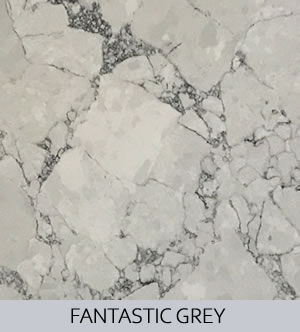 Aggranite Quartz - Fantastic Grey Quartz
