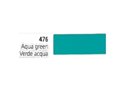 Vinil Colorido Ritrama Mark O 476 Aqua Green