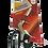 Thumbnail: Tesoura Profissional Aço Carbono Kai N 5230