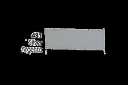 Vinil Colorido Ritrama Mark O 481 Silver