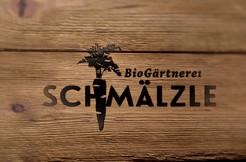 Kunde: BioGärtnerei Schmälzle, Sinzheim-Müllhofen Corporate Design für eine Biogärtnerei