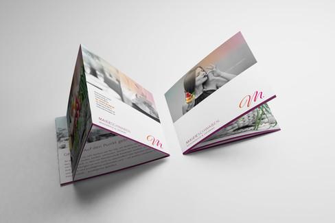 Kunde: MaierSchwaben, Schopfloch bei Freudenstadt   Corporate Design für eine Großküche Logo, Geschäftsdrucksachen, Konzept für Internetauftritt,  Infoflyer, Angebotsmappe, Fahrzeugbeschriftung, Imageflyer, und Personalanzeigen