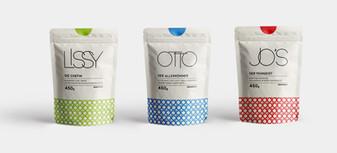Kunde: Café Loop, Stuttgart   Corporate Design  Logo, Geschäftsdrucksachen und Verpackungsserie,  Homepage