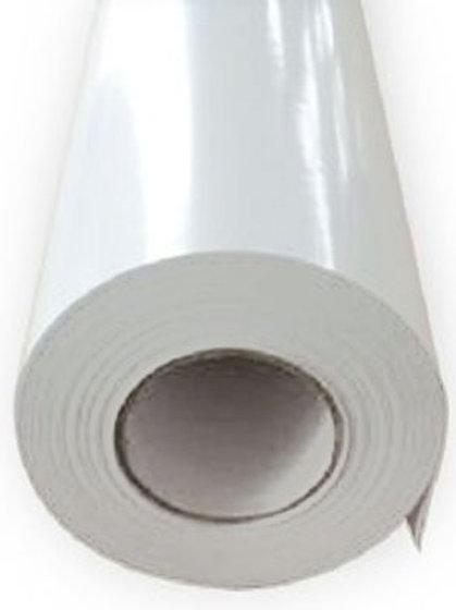 Vinil Branco Brilho 0,8mm
