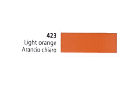 Vinil Colorido Ritrama Mark O 423 Light Orange