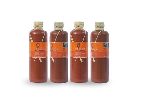 Kunde: BIOKANOL Pharma, Rastatt Projekt: Argan-Speiseöl, Produkt und Etikettendesign