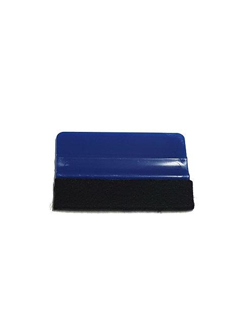 Espatula Plástica Azul Com Feltro