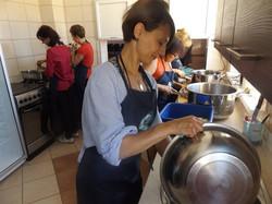 KGW podczas gotowania