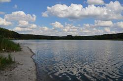 Suchatówka- jezioro