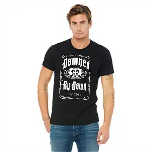 T-Shirt Whiskey Logo