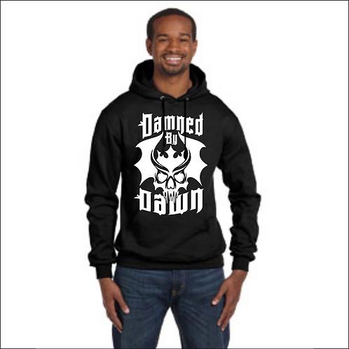 Damned by Dawn Original Hoodie w/Sleeve Print