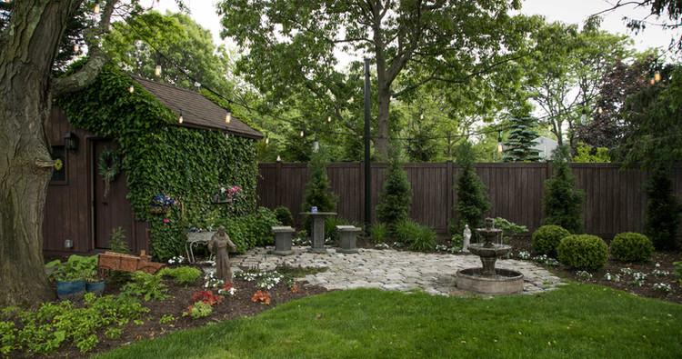 Turn a small area into a hidden sanctuary