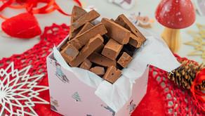 Sjokolade og chilli fudge