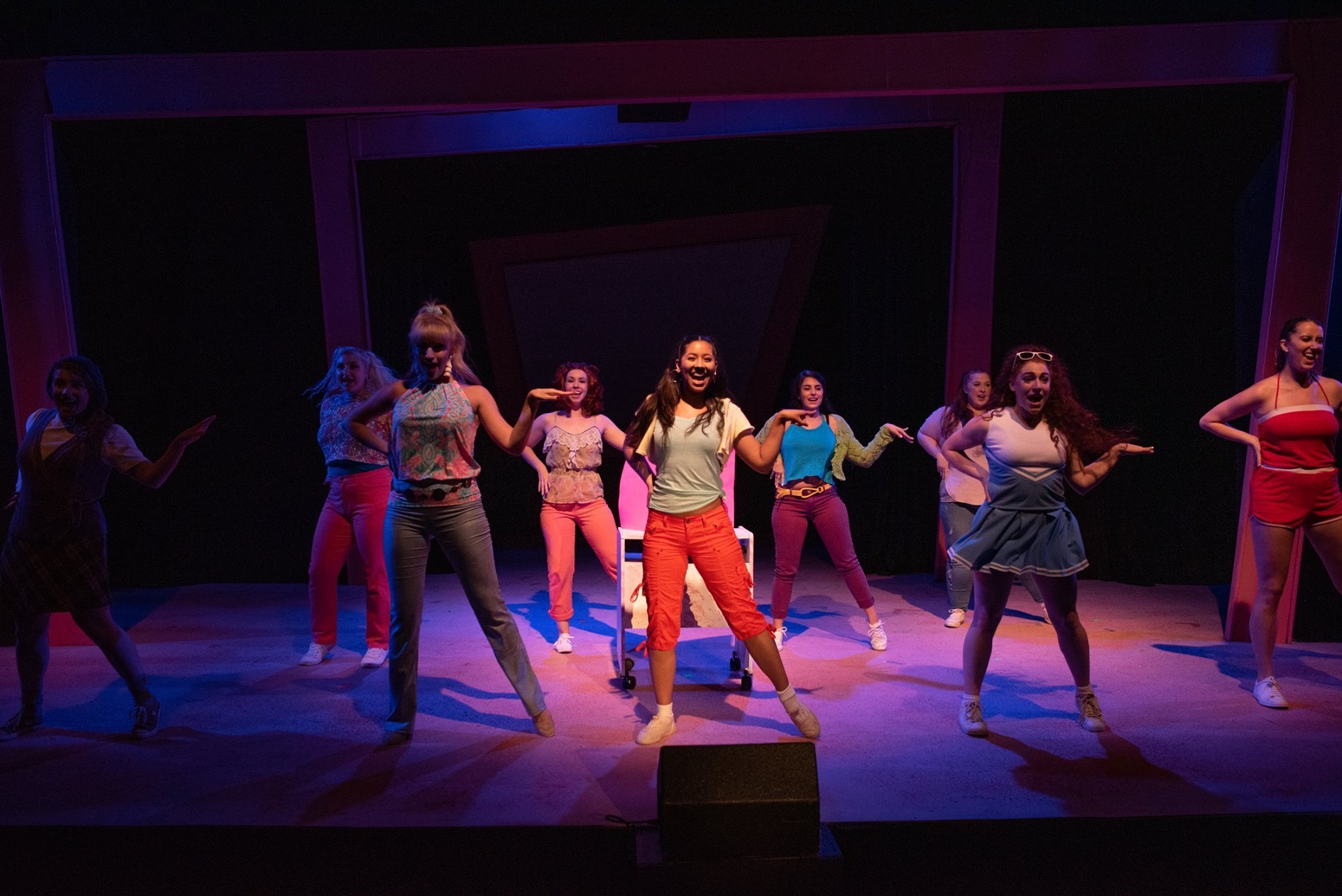 Legally Blonde-Photo by Lisa Wolford