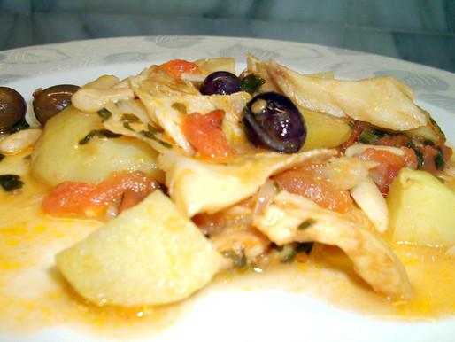 """Cucina Ligure """" I secondi piatti"""""""