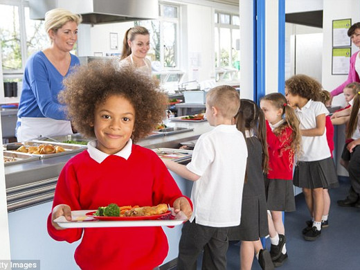 Cosa vogliono i nostri figli dalla Mensa della Scuola