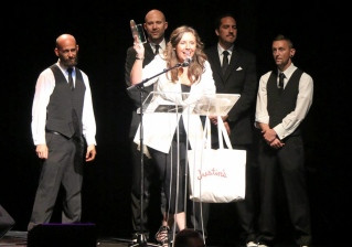 Award-Winning Singer