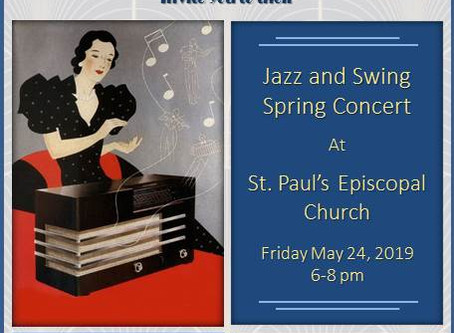 SPRING concert 2019 at St. Paul's